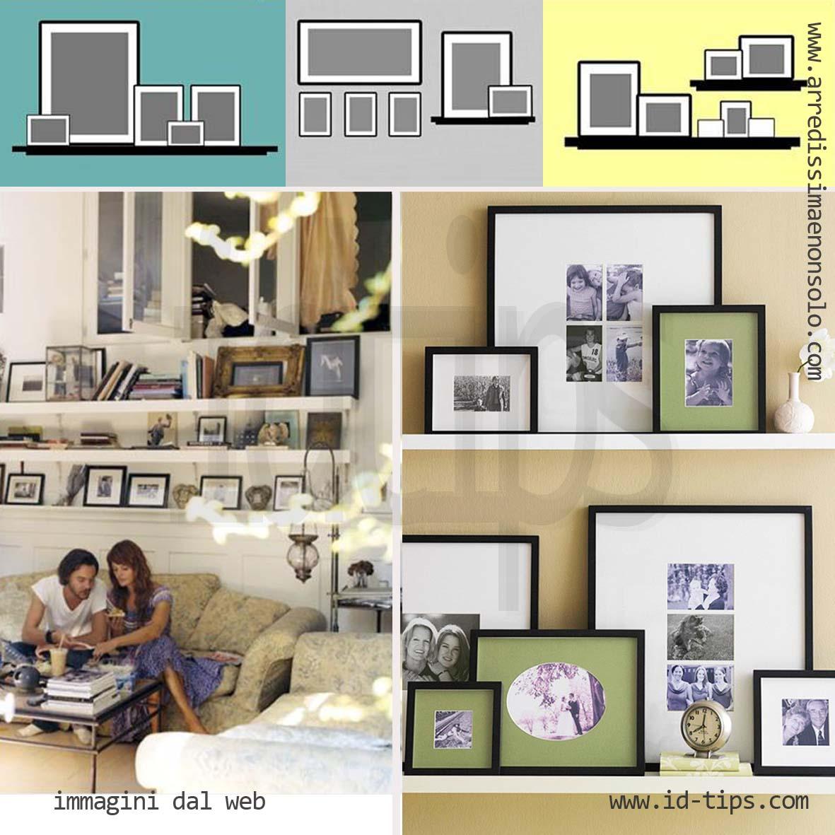Appendiamo quadri e fotografie for Mensole per doccia ikea
