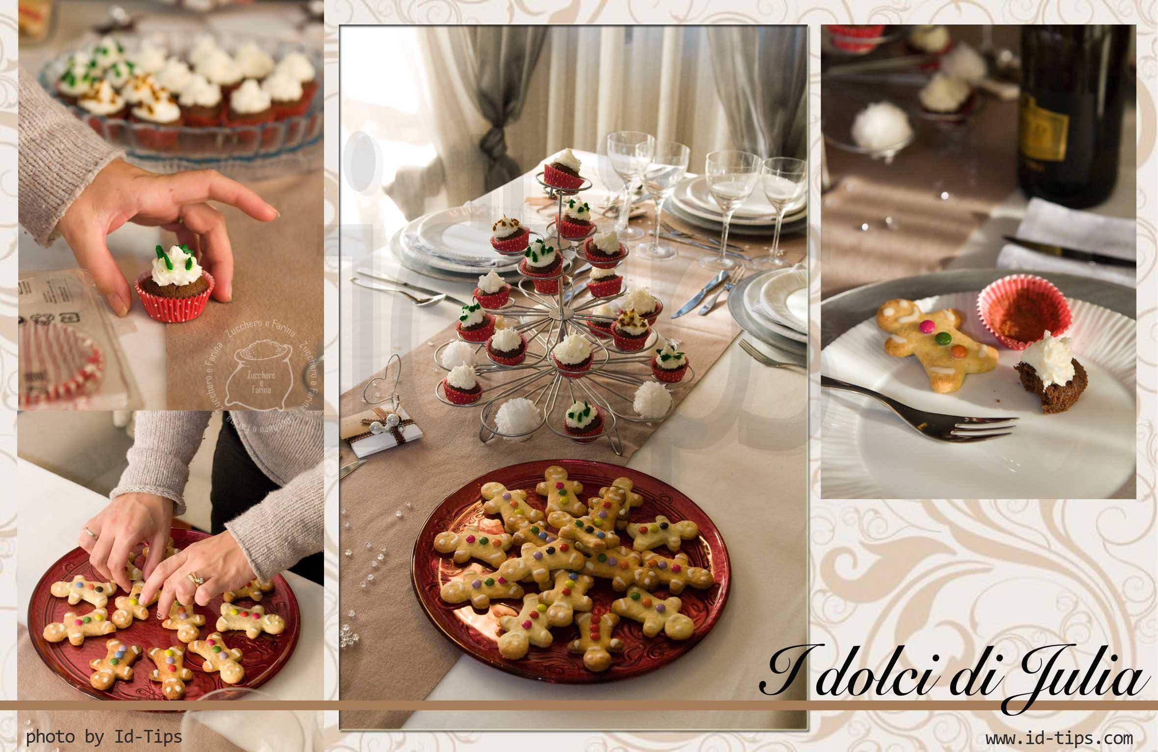 la tavola di natale secondo id-tips | id-tips | interior design ... - Decorazioni Natalizie Tavola