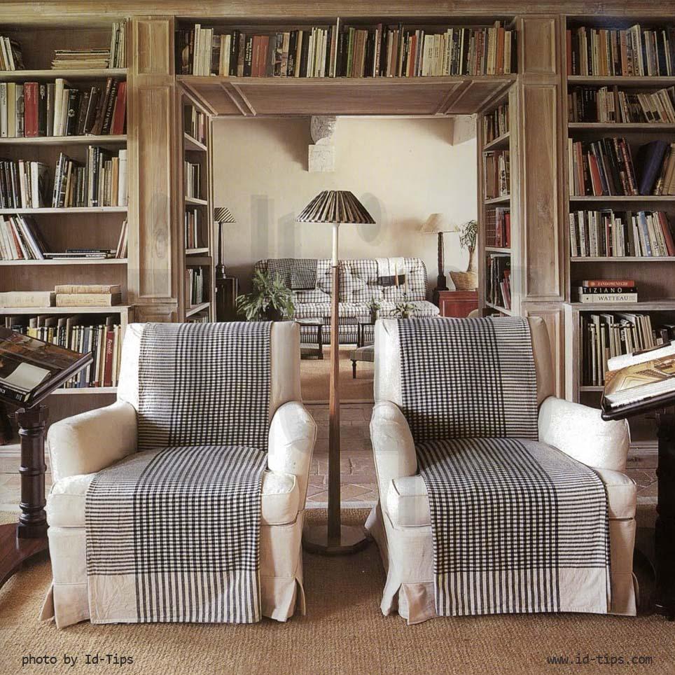 Librerie Per Salotto: Libreria soggiorno moderna in legno ...