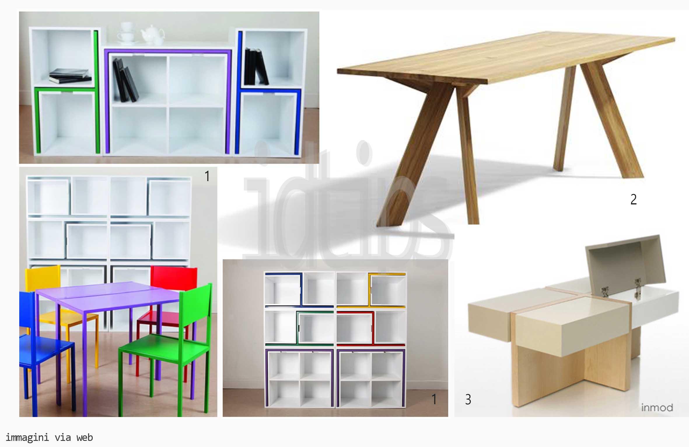 Piccoli spazi grandi idee for Piccoli appartamenti
