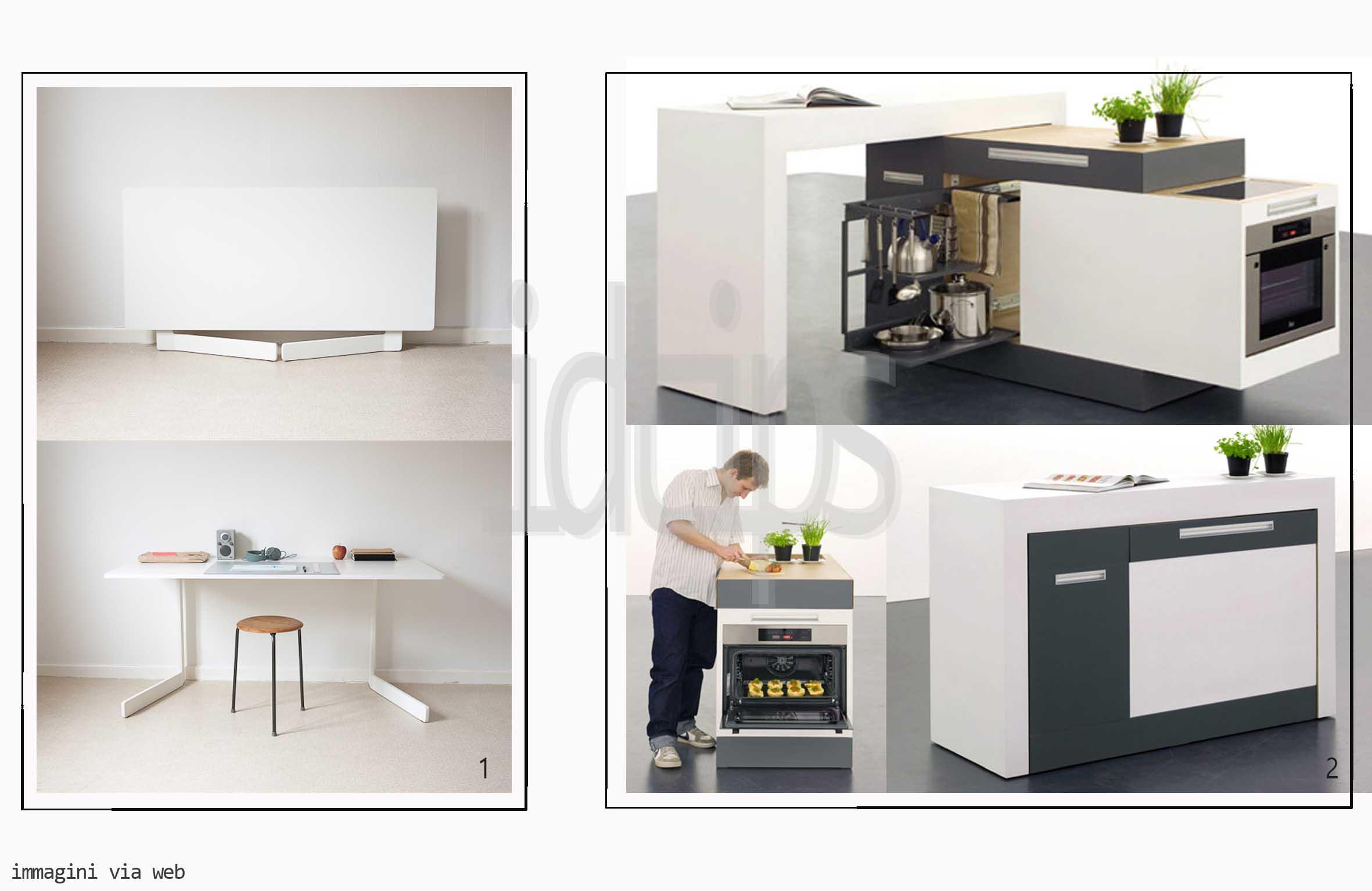 Idee Cucina Piccoli Spazi : piccoli spazi