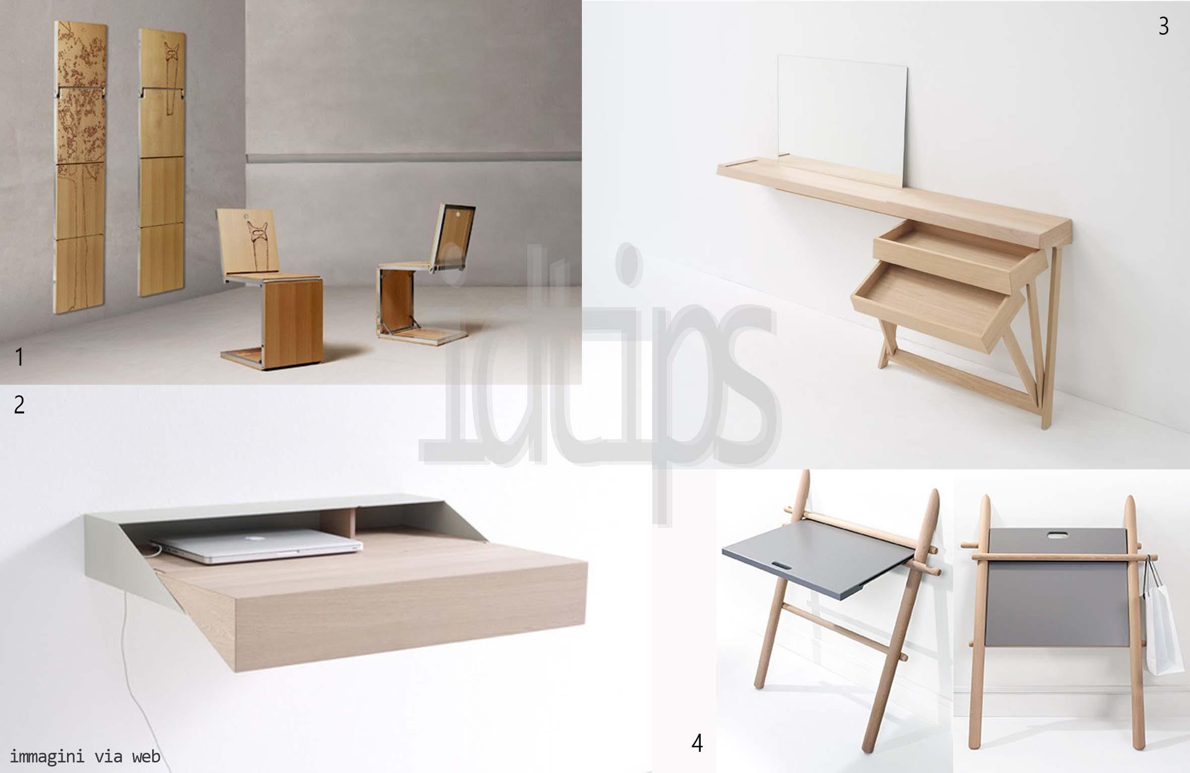 Piccoli spazi grandi idee for Piccoli piani artistici per artigiani