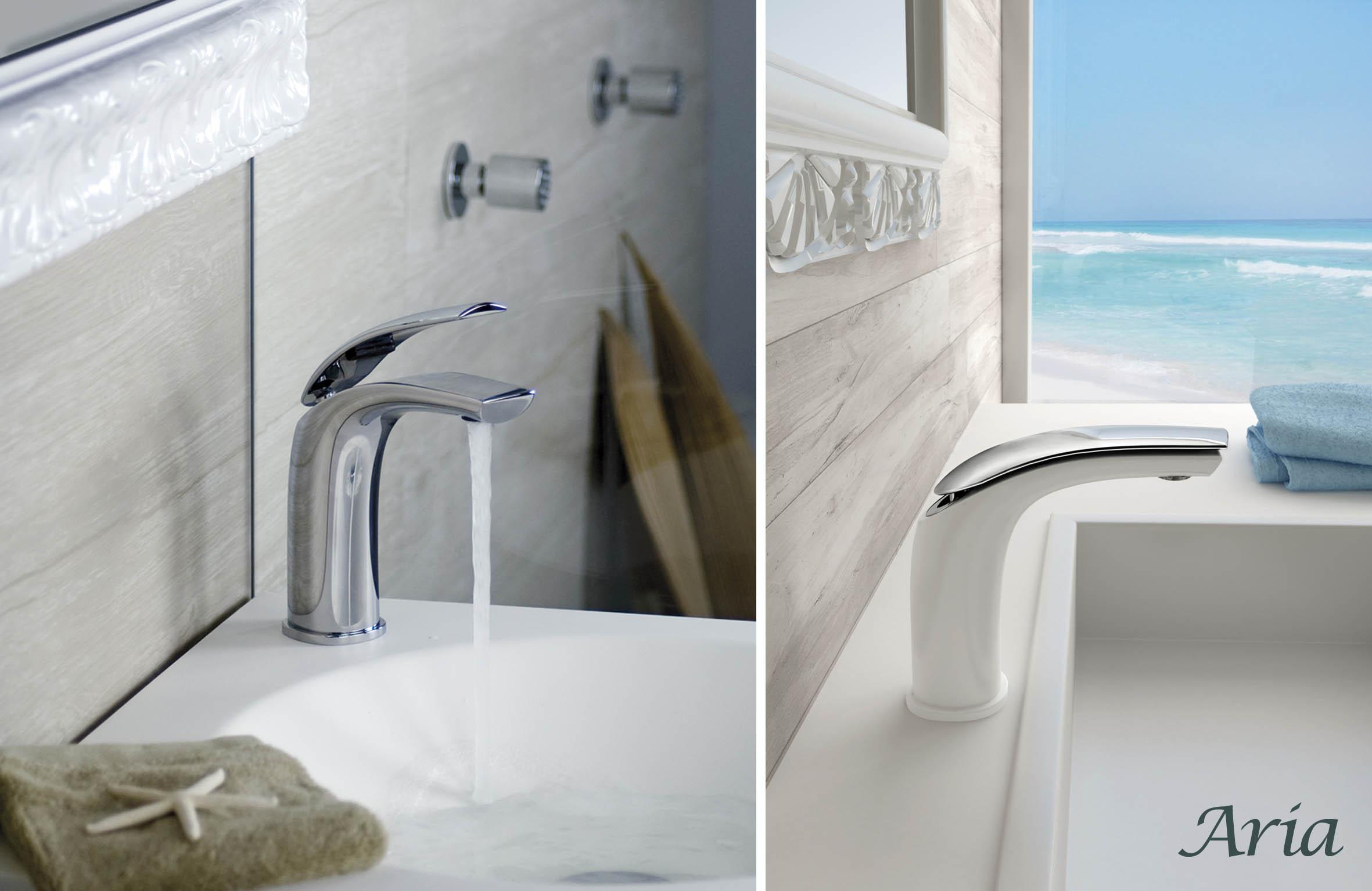 Scegliere il lavabo da incasso semincasso o integrato nel top