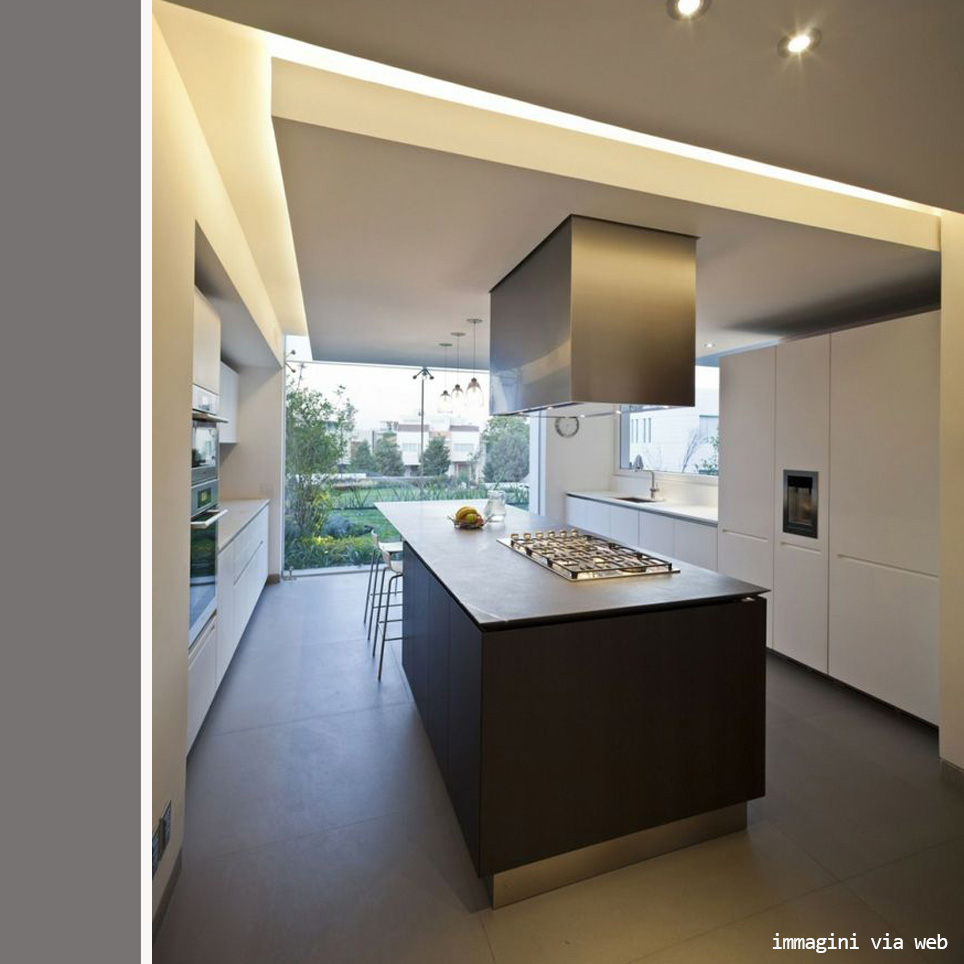 Penisola per cucina piccola - Interior relooking ...