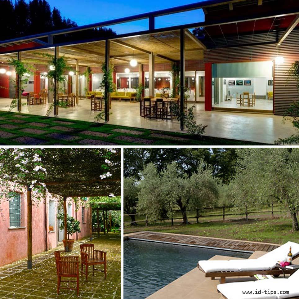 Eco strutture per vacanze eco friendly id tips for Progetti di edilizia eco friendly