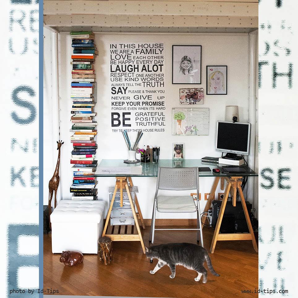 Shopping di design con for Stickers dalani